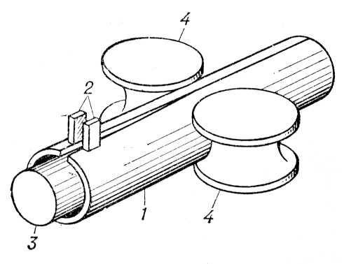 Схема сварки труб контактным